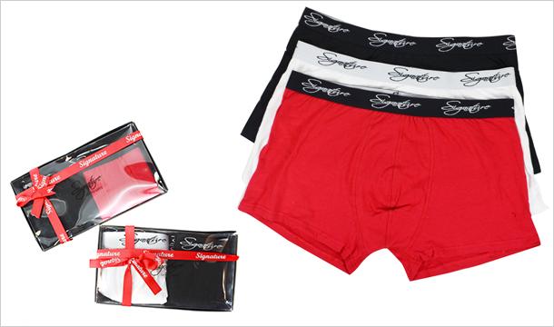 Gifts Galore: Men's Boxer Shorts