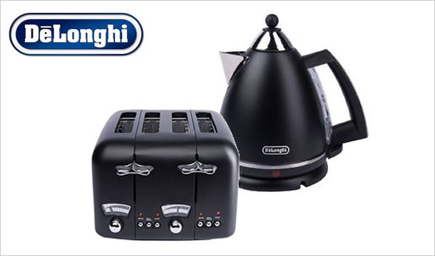 Briscoes.ie: De'Longhi Kettle & Toaster