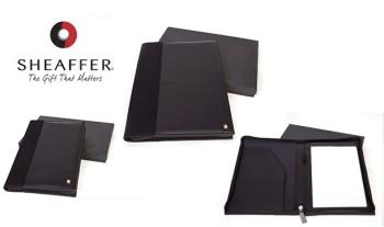 Sheaffer Leather Padfolio from €19.50 with Free Delivery.