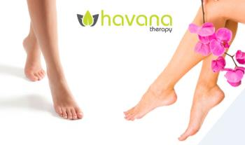 Nail Fungal Treatment session from Havana Therapy usually €399 only €79!