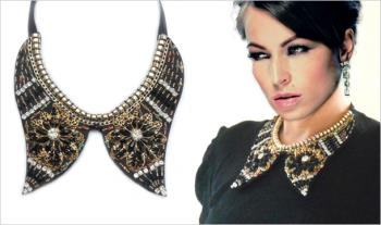 €10 for a Vintage Style Detachable Necklace Collar, Delivered!