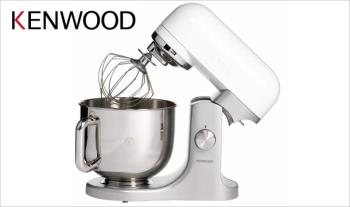 €299 for The kMix KMX50 Kitchen Machine (was €499), in Coconut White, Delivered.