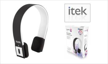 €29.99 for a pair of iTek Bluetooth On-Ear Headphones, Delivered.
