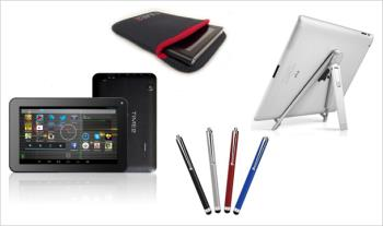 €99.99 for 7 inch Bluetooth Android Jelly Bean 4.2 Tablet PC Bundle (includes Stylus, Protective Pouch ,Stand), delivered.