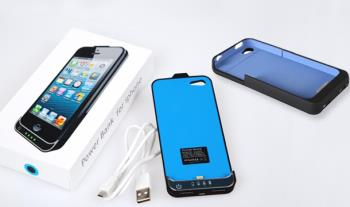 Battery Cases for your iPhone 4/4s or iPhone 5, from €19.50, Delivered.