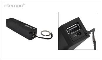 €8.50 for an Intempo Power Bank 1800 mAh Portable Charger, Delivered.