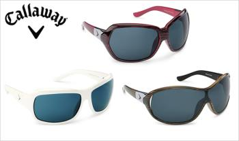 €35 for a pair of Ladies Callaway Golf Sunglasses, Delivered.