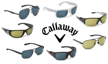 €35 for a pair of Men's Callaway Golf Sunglasses, with a choice of styles. Delivered.