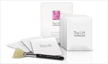 €49.99 for The Lift Mini-Face Lifting System, as featured in Hello Magazine, Delivered.