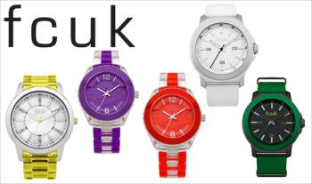 €25 for a Ladies or Gents French Connection Watch, in a range of colours, Delivered.