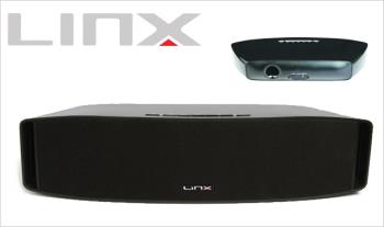 €34.99 for a Linx Bluetooth Stereo Soundbar Speaker for iPhone iPad + Other Bluetooth Devices with Free Delivery.