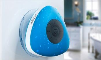 Waterproof Speaker, perfect for the shower or beach, for only €20 with Free Delivery