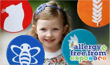 €10 instead of €20 for 2 Tickets to the Allergy & Free From Expo at the RDS in Dublin or at City Hall in Cork - Kids Under 12 Go Free