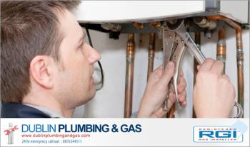 €39 for a Boiler Service or €68 for a Boiler Service with a Boiler Flush from Dublin Plumbing & Gas.