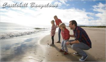 3 Nights (€179) or 4 Nights (€199) Self-Catering Stay for up to 6 People at Castle Hill Bungalows, Curracloe, Co. Wexford