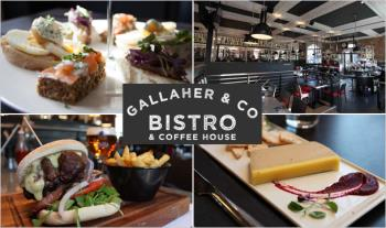 €39 instead of €86 for a Delicious 3 Course Meal for 2 at Gallaher & Co, D'Olier Street, Dublin 2