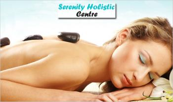 1 Hr Holistic or Deep Tissue Massage at Serenity Holistic Centre, Drogheda for only €27.50