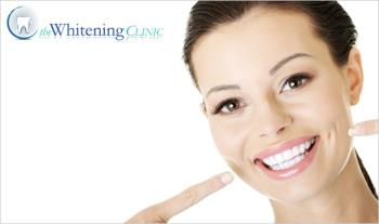 Choice of Laser Teeth Whitening Treatments from just €45 at The Whitening Clinic in Dublin or Kildare
