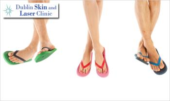 €79 instead of €249 for Laser Nail Fungal Treatment for men & women at Dublin Skin and Laser Clinic, Tallaght
