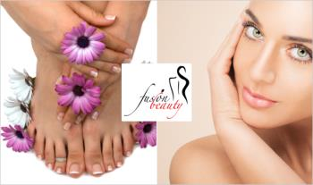 Look Great for Summer with a Full Body Fake Bake Tan & Shellac Manicure for just €30 at Fusion Beauty Room, Dublin 1