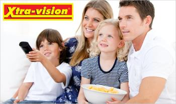 €1 instead of €5 for a 1 night movie or games rental at any Xtra-vision store