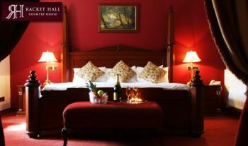 1 Night (€59) or 2 Nights (€99) Stay for 2 including Full Irish Breakfast, Tea/Coffee and Scones on Arrival & Late Checkout at the Racket Hall Country House Hotel, Roscrea, Co. Tipperary