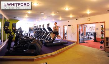 €24.95 for 5 Single Passes or 1 Family Pass to Club Whitford Leisure Centre at the Whitford House Hotel, Wexford