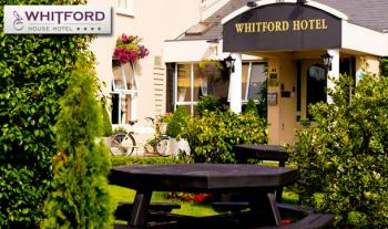 1 Night (€69) or 2 Nights (€115) Stay for 2 People including Full Irish Breakfast, Cocktail of the Day, €30 Spa Credit, Full Use of Leisure Club & Late Checkout at the 4-Star Whitford House Hotel, Wexford