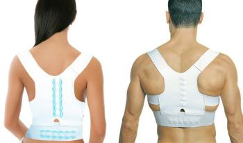 €15.99 for Adjustable Posture-Corrective Therapy Band with Magnets, delivered.