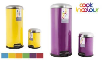 €52.99 for Cook Incolour 30L and 5L Soft Close Pedal Bins, Delivered!
