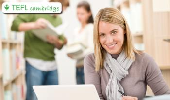€59 for 140 Hour Scholar Level 5 TEFL Course with TEFL Cambridge!