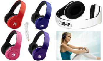 €20 for CS800 DJ Headphones in a Choice of 6 Colours, Delivered.