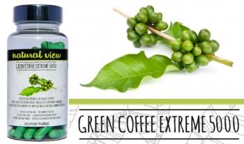 Help Eliminate Fat & Assist Weight Loss with 100% Pure Green Coffee Extract (Highest Strength Available). 1 x Pack for €21.99, 2 Packs for €37.99 or 3 Packs for €49.99 delivered. (90 Capsules per pack)