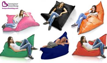 EMO Bean Bag in a choice of 6 colours, for only €69 with Free  Delivery.