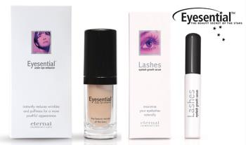 Hollywood's Hottest Beauty Secret - €36 for Eyesential Under Eye Enhancer & Lashes Eyelash Serum, Delivered. (Worth €121).