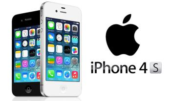 16GB iPhone 4s in Black or White for only €299, with Free Delivery.