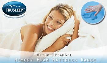 Brand New Advanced Luxury Product -  Trusleep Ortho DreamGel Memory Foam Mattress Range. Single (€226), Double (€237), King (€249) or Super King (€260) delivered! (Worth up to €1160)