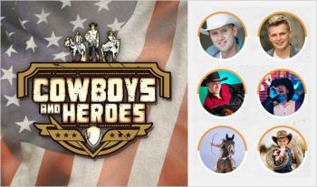 Tickets to Cowboys and Heroes Country Music Festival, Leitrim Sept 5th-7th Includes Camping Permit
