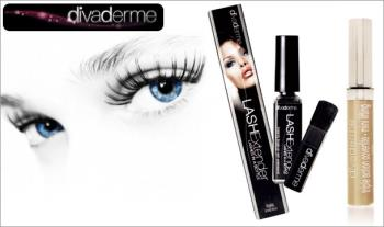 €25 for Divaderme Brush Eyelash Extensions PLUS free Divaderme Coverlite Mini Lifting Concealer, Delivered.