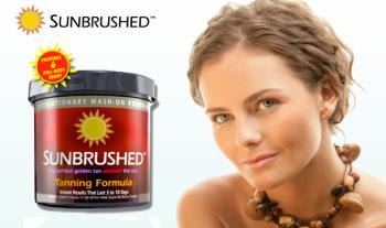 Sunbrushed Wash-on Tan for only €19 with Free Delivery.
