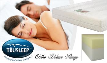 €249 for either a Single, Double, King or Super King TruSleep Ortho Deluxe Mattress, worth up to €1150, delivered!