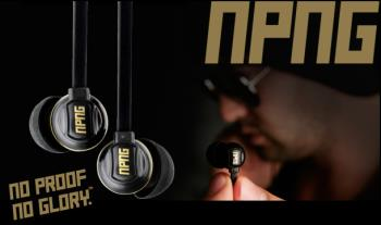€13.95 for a pair of NPNG Noise Isolating Earphones with Flex Anti Tangle Cord or €18.95 for two pairs with Free Delivery.
