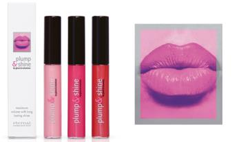 €49.99 for Set of 3 (Nude, Candy and Seduce) 'Plump and Shine' Lip Defining Gloss, Delivered.