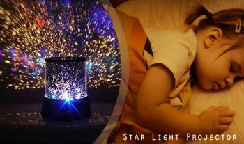 €12.99 for Kids Star Light Projector, Delivered.