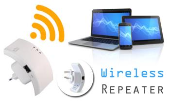 €29.95 for a Wifi Repeater with Free Delivery.