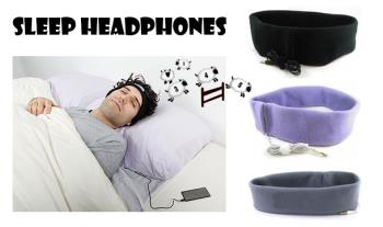 €14.99 for Sleep Headphones in a Choice of Colours, Delivered.
