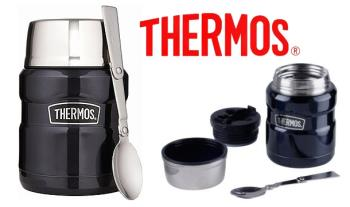 Thermos 0.47 Litre Stainless King Food Flask for only €26.99 with Free Delivery.
