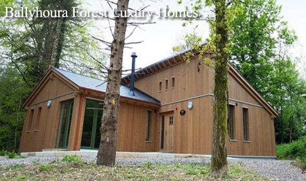 Ballyhoura Forest Luxury Homes: 2, 3 or 4 Nights for 6 at The Ballyhoura Forest Luxury Homes in Limerick