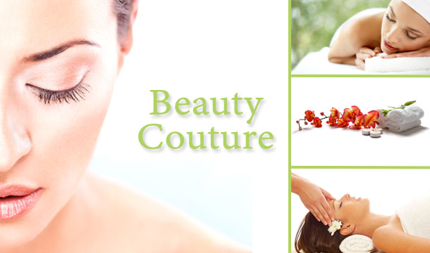 Beauty Couture: Hot Stone Massage (€35) or 30 min Facial (€25), or Pamper Package (€55) at Beauty Couture, Dublin
