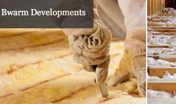 B Warm Developments: 58% off Attic Insulation from B Warm Developments